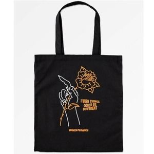 NWT Zumiez Broken Promises Wish Things Tote Bag